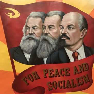 """""""Urgent need for a stronger Communist party"""""""