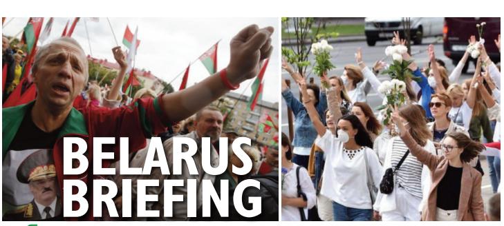 Belarus Briefing